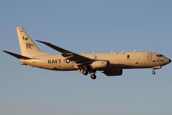 168434 - USA - Navy Boeing P-8A Poseidon