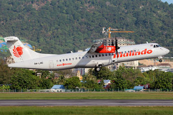 9M-LMG - Malindo Air ATR 72 (all models)