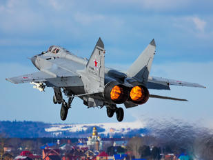RF-95456 - Russia - Air Force Mikoyan-Gurevich MiG-31 (all models)