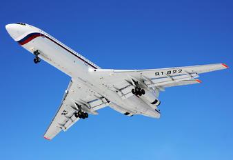 RF-91822 - Russia - Air Force Tupolev Tu-154B-2