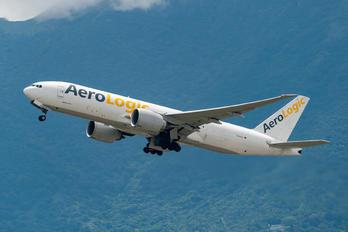 D-AALH - AeroLogic Boeing 777F