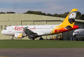 5H-FJG - Fastjet Airbus A319