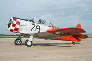 N101NZ - Private North American Harvard/Texan (AT-6, 16, SNJ series) aircraft