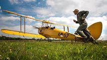 PH-TYG - Netherlands-Royal AF Historic Flight de Havilland DH. 82 Tiger Moth aircraft