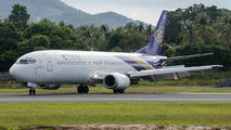 HS-TDG - Thai Airways Boeing 737-400 aircraft