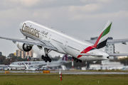 A6-EPB - Emirates Airlines Boeing 777-300ER aircraft