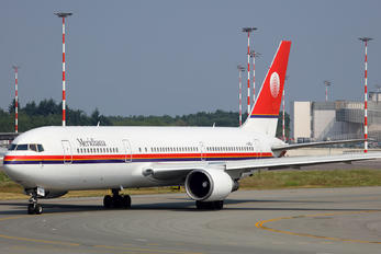 I-AIGJ - Meridiana Boeing 767-300