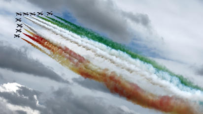 """MM54500 - Italy - Air Force """"Frecce Tricolori"""" Aermacchi MB-339-A/PAN"""