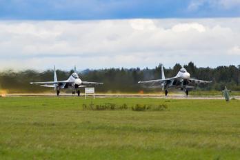 08 - Russia - Air Force Sukhoi Su-30SM