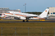 15+01 - Germany - Air Force Airbus A319 CJ aircraft