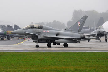 ZK382 - Royal Air Force Eurofighter Typhoon T.3