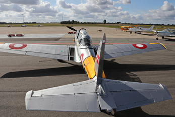 OY-ATL - Private de Havilland Canada DHC-1 Chipmunk