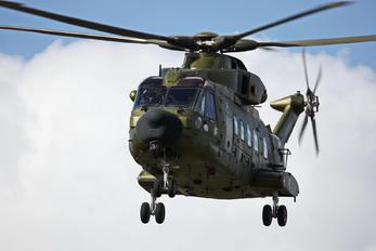 M-508 - Denmark - Air Force Agusta Westland AW101 512 Merlin (Denmark)
