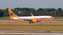 D-ATUF - TUIfly Boeing 737-800 aircraft