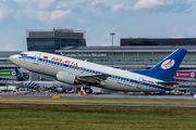 EW-290PA - Belavia Boeing 737-500 aircraft