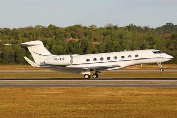 PP-WSR -  Gulfstream Aerospace G650, G650ER