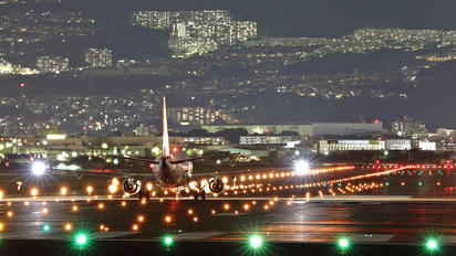 JA327J - JAL - Japan Airlines Boeing 737-800