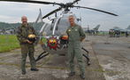 Germany - Army - Airport Overview - People, Pilot - at Ostrava Mošnov airport