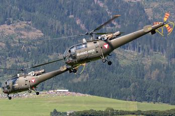3E-KN - Austria - Air Force Aerospatiale SA-319B Alouette III