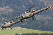 3E-KN - Austria - Air Force Aerospatiale SA-319B Alouette III aircraft