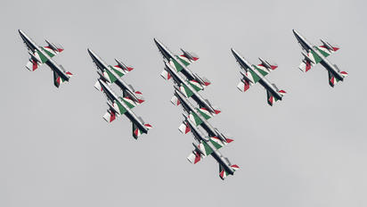 """MM54538 - Italy - Air Force """"Frecce Tricolori"""" Aermacchi MB-339-A/PAN"""