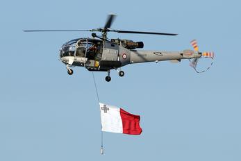 AS9211 - Malta - Armed Forces Sud Aviation SA-316 Alouette III