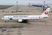 JA610J - JAL - Japan Airlines Boeing 767-300ER aircraft