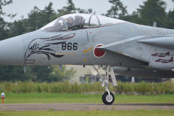 62-8866 - Japan - Air Self Defence Force Mitsubishi F-15J