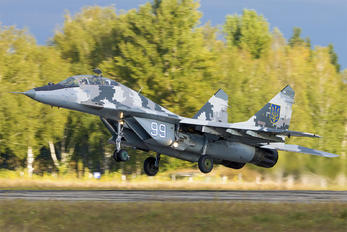 99 - Ukraine - Air Force Mikoyan-Gurevich MiG-29UB