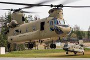 M8434 - USA - Army Boeing CH-47F Chinook aircraft