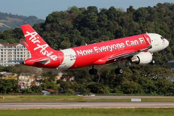 9M-AQU - AirAsia (Malaysia) Airbus A320