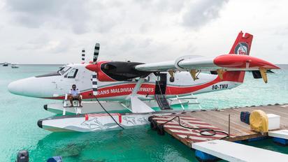 8Q-TMU - Trans Maldivian Airways - TMA de Havilland Canada DHC-6 Twin Otter