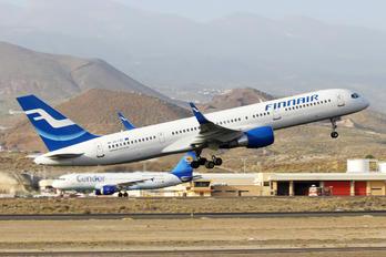 OH-LBT - Finnair Boeing 757-200