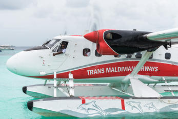 8Q-MAH - Trans Maldivian Airways - TMA de Havilland Canada DHC-6 Twin Otter
