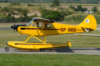 SP-DOG - Private Aviat A-1 Husky