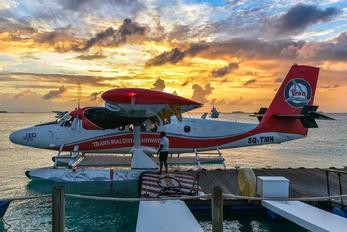 8Q-TMN - Trans Maldivian Airways - TMA de Havilland Canada DHC-6 Twin Otter