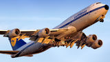 Lufthansa Boeing 747-8 D-ABYT at Frankfurt airport
