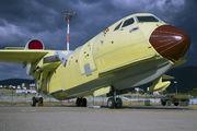 - - TANTK Berieva Beriev Be-200 aircraft