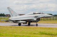 ZJ801 - Royal Air Force Eurofighter Typhoon T.3 aircraft