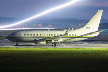 165831 - USA - Navy Boeing C-40A Clipper