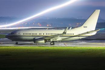 165831 - USA - Navy Boeing C-40A Clipper