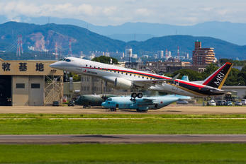 JA24MJ - Mitsubishi Aircraft Corporation Mitsubishi MRJ90
