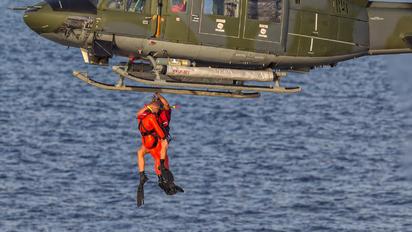 MM81163 - Italy - Air Force Agusta / Agusta-Bell AB 212AM