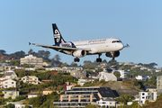 ZK-OJS - Air New Zealand Airbus A320 aircraft