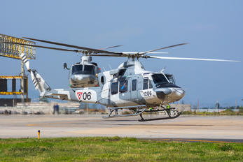 1206 - Mexico - Air Force Bell 412EP