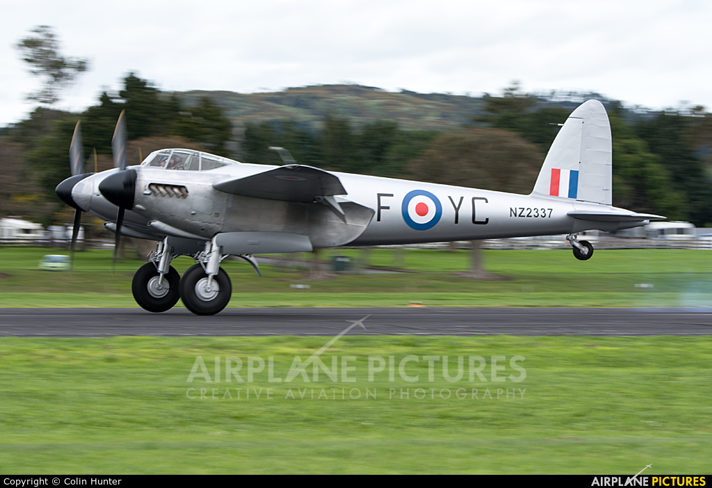 New Zealand - Air Force ZK-FHC aircraft at Ardmore