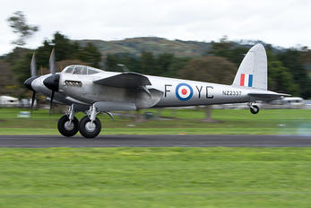 ZK-FHC - New Zealand - Air Force de Havilland D.H. 98 Mosquito T.III