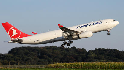 TC-JDP - Turkish Cargo Airbus A330-200F