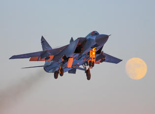 RF-92367 - Russia - Air Force Mikoyan-Gurevich MiG-31 (all models)