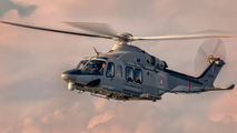 AS1428 - Malta - Armed Forces Agusta Westland AW139 aircraft